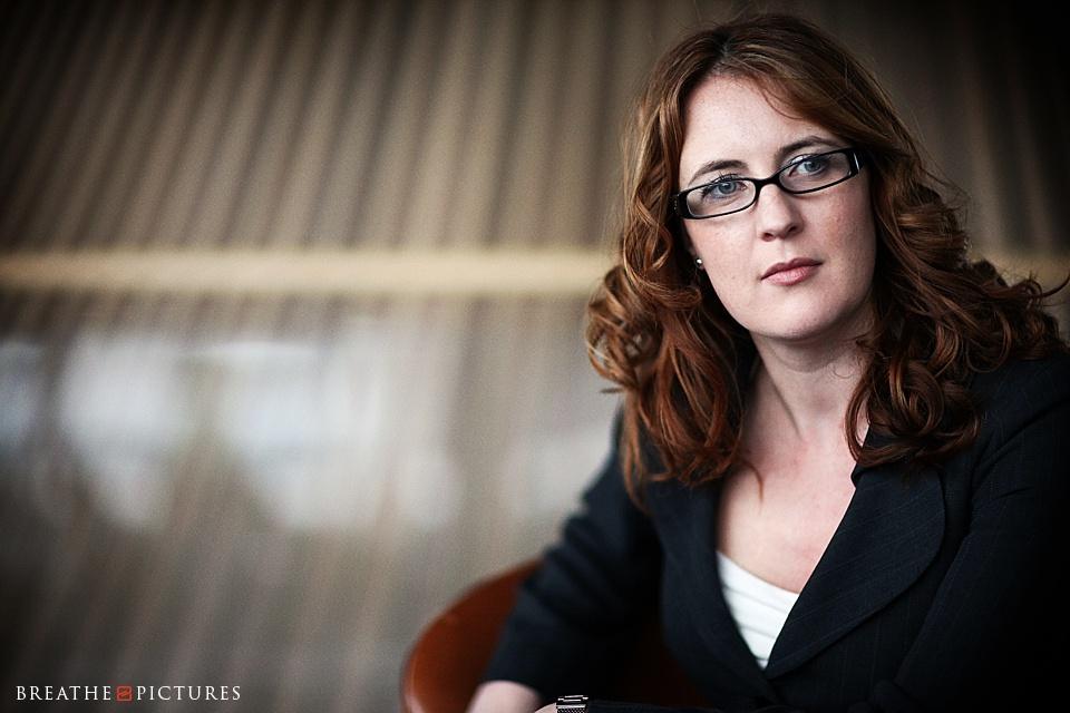 Colour portrait of Sophie Howe, Deputy Police Commissioner South Wales