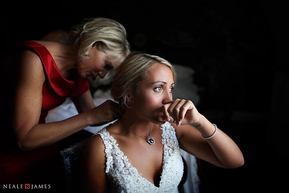 Fia Tarrant preparing for her wedding
